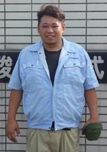 配送営業部 Bグループ 主任 中川 純一郎